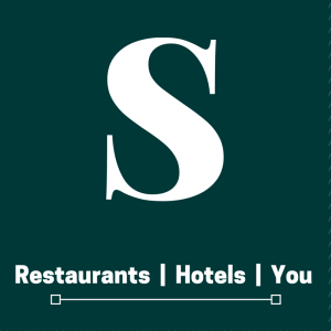 serviceable logo - restaurants hotels